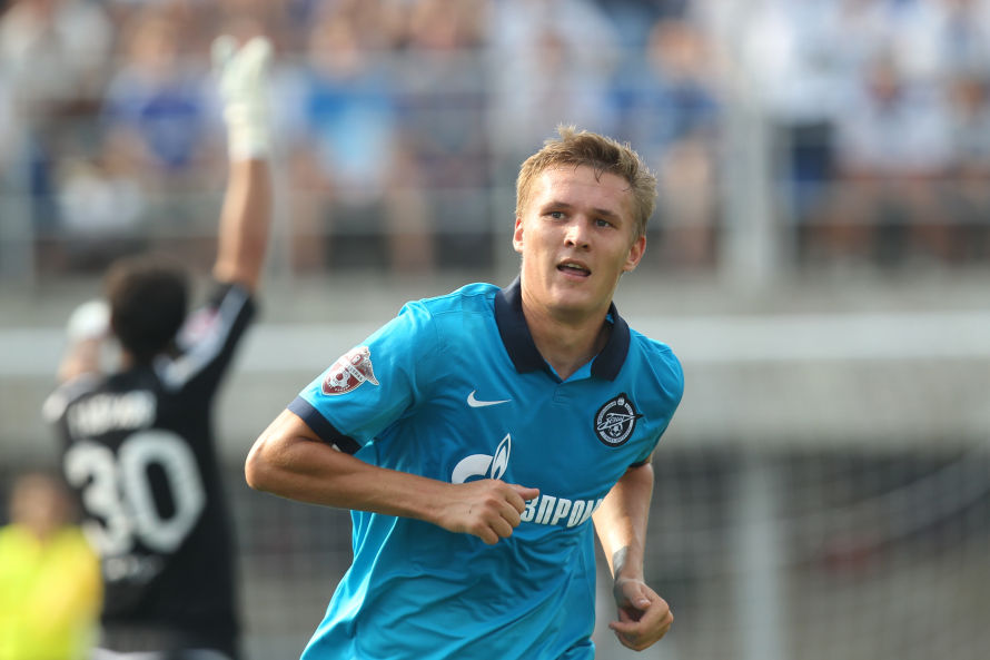 Бухаров перешел в «Томь»