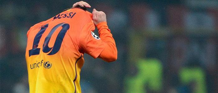 «Милан» — «Барселона» — 2:0. «История о том, как «Барселону» щелкнули по носу»