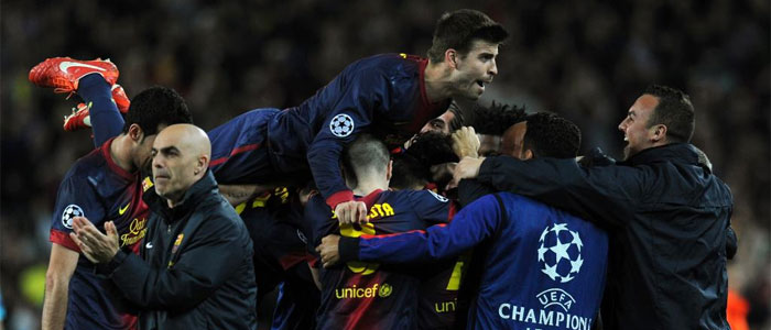 «Барселона» — «ПСЖ» — 1:1. «Жизнь после Месси»
