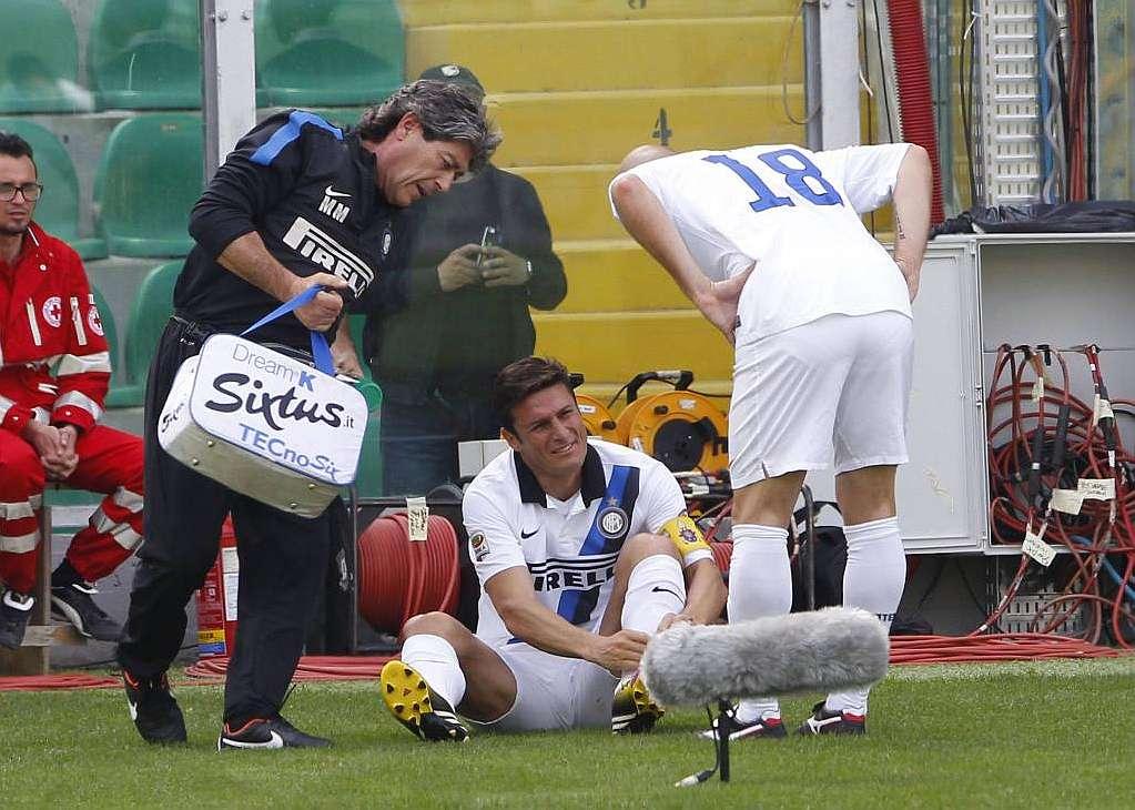 Итальянская Серия А. Обзор 34-го тура. «Последствия Хавьера»
