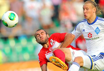 Юра Мовсисян: «С «Динамо» и «Шахтером» хотелось бы играть каждую неделю!»
