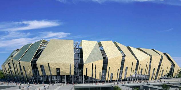 Утвержден проект нового стадиона «Кубани» (ФОТО)