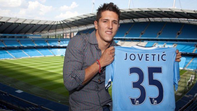 Стеван Йоветич перешел в «Манчестер Сити»