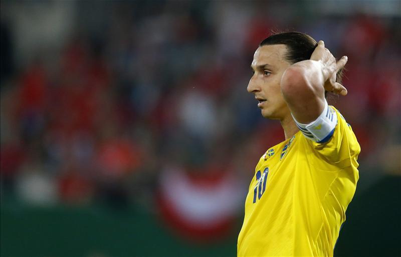 Златан Ибрагимович: «Еще перед игрой говорил, что Португалия — фаворит противостояния»