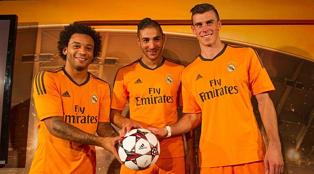 Топ-9 нестандартных футболок «Реала»