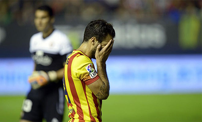 Испанская Ла лига. Шесть фактов о 9-м туре, которые нас удивили