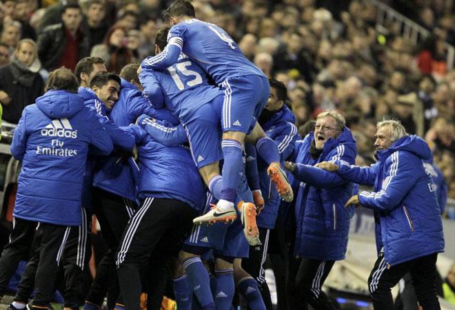 Испанская Ла лига. Главные события 17-го тура