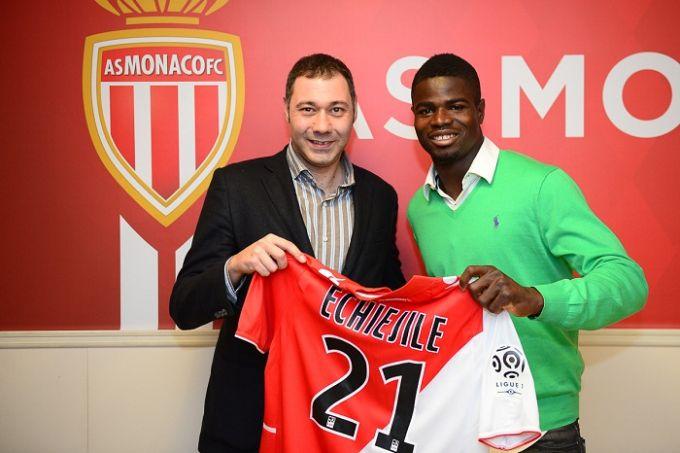 Защитник сборной Нигерии Ува Эчиеджиле сменил «Брагу» на «Монако»