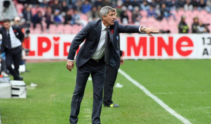 Pescara dismisses Bergodi