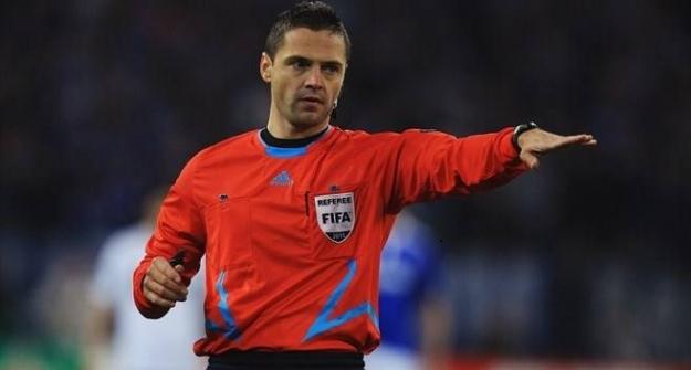Матч за Суперкубок УЕФА будет обслуживать бригада Скомины