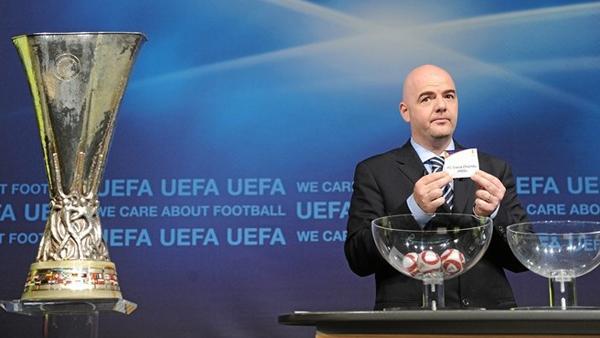 Лига Европы-2013/14. В 1/16 финала «Днепр» сыграет с «Тоттенхэмом»