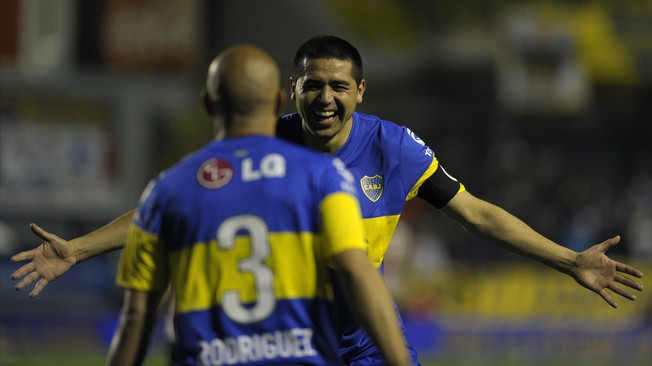 Boca Juniors continues successful run in the Copa Libertadores