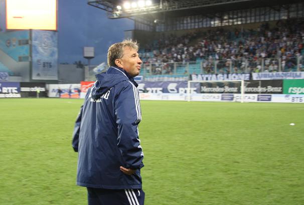 Дан Петреску: «Очень жаль, что не удалось выиграть»