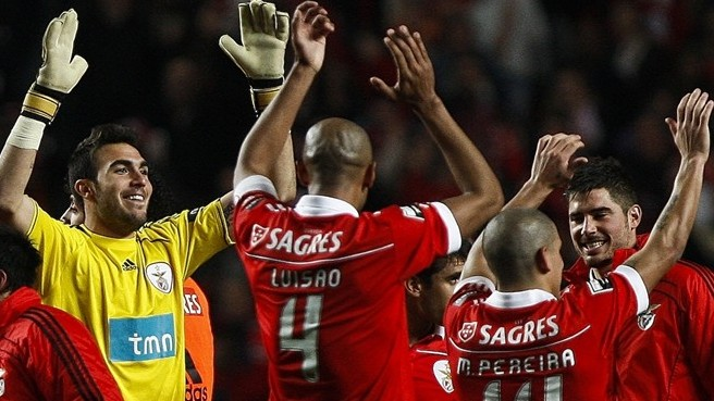 Primeira Liga results: Benfica wins Vitoria Guimaraes and other matches