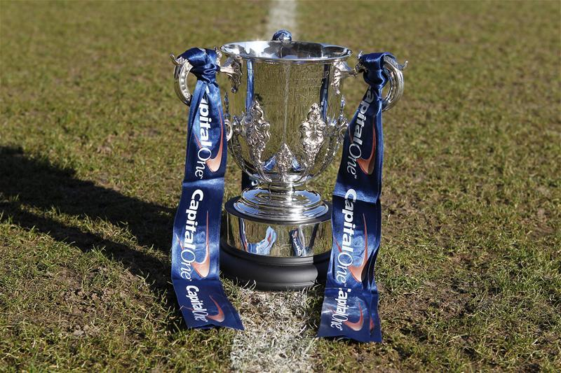 Capital One Cup fixtures