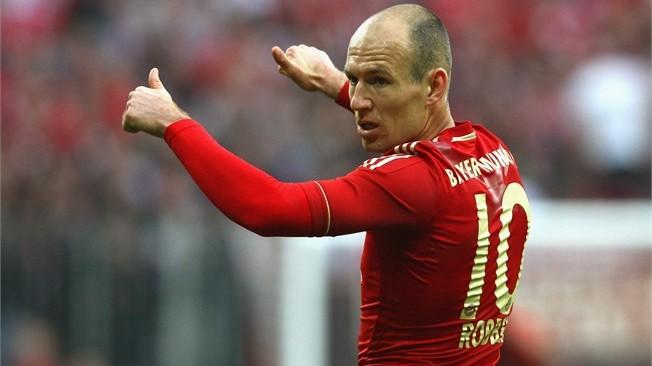 "Arjen Robben:""I will return to my top form"""