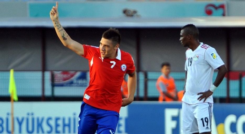 Чемпионат мира (U-20). Чили — Англия. Онлайн-трансляция начнется в 19.00