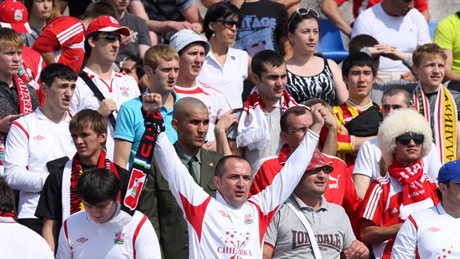 Нальчикский «Спартак» будет снят с первенства ФНЛ и лишен статуса профессионального клуба