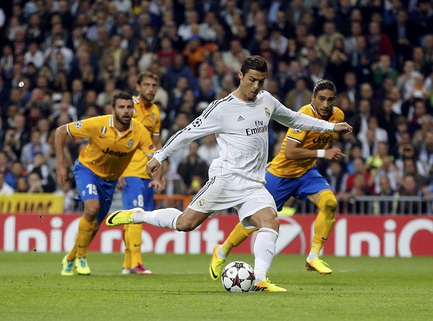 Лига чемпионов-2013/14. «Ювентус» — «Реал». Онлайн-трансляция начнется в 23.45
