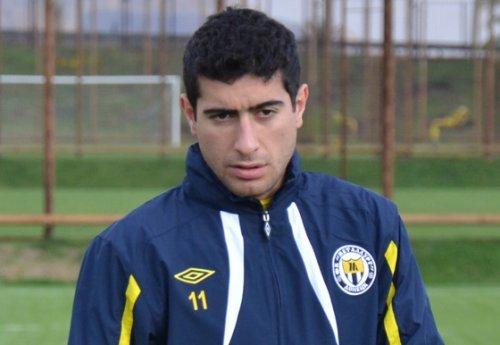 Казарян получит штраф за свой поступок в матче сборных Армении и Болгарии