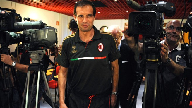 """Massimiliano Allegri:""""Juve does not have an Achilles' heel"""""""