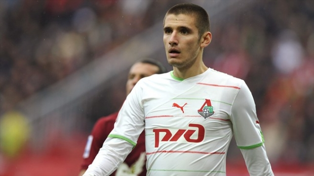 Бурлак подписал с «Рубином» контракт на 4,5 года