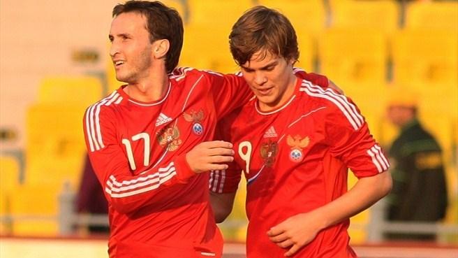 Чемпионат Европы (U-21). Испания — Россия. Онлайн-трансляция начнется в 20.00