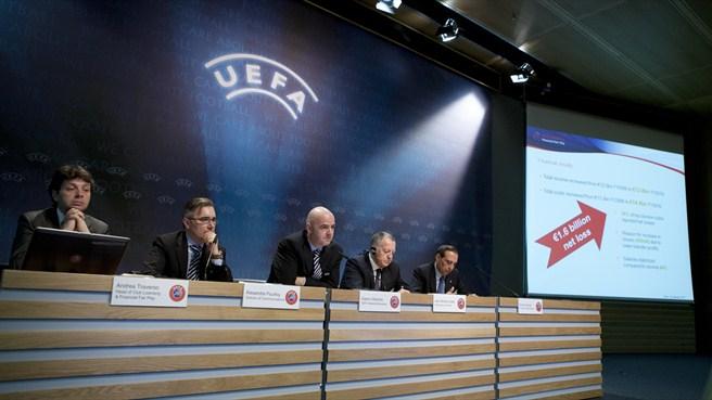 Российские клубы попросят УЕФА смягчить требования финансового «фэйр плей»