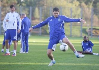 Тарас Михалик оправился от травмы