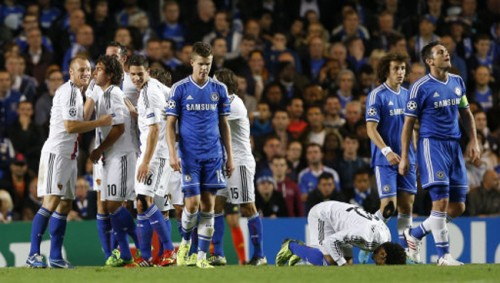 Chelsea beaten by Basel and other Champions League results
