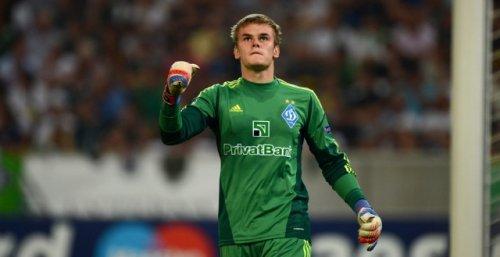 Вратарь киевского «Динамо» Коваль: «Все будут ждать от меня ошибки»