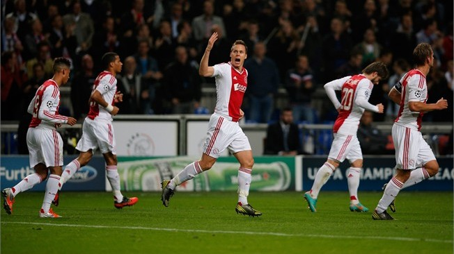 Eredivisie results: Ajax defeats AZ Alkmaar and other matches