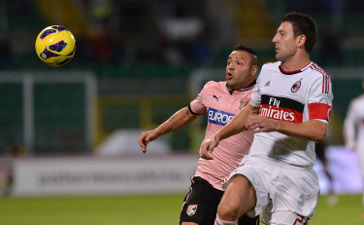AC Milan makes 2-2 comeback at Palermo, but the clouds still gather above Allegri
