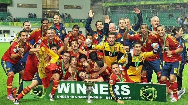Восемь претендентов на победу в юношеском чемпионате Европы-2013