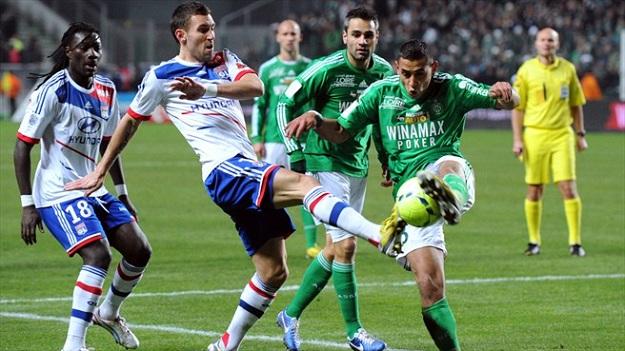 Французская Лига 1. 34-й тур. «Лион» — «Сент-Этьен». Прогноз. «Время зеленых» (ВИДЕО)
