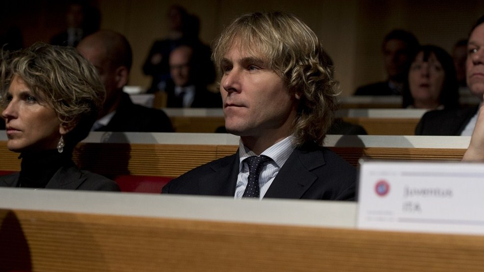 "Nedved: ""The Germans are hard to face. They are very meticulous"""