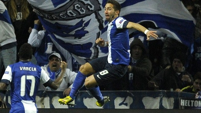 Champions League 2012/13. Resultados. Los Dragones tragaron a los Boquerones