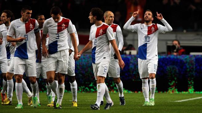 Чемпионат мира-2014. Голландия — Румыния — 4:0. Хроника моментов