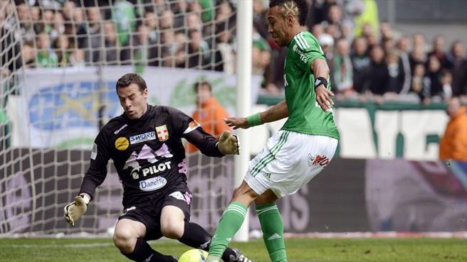 Ligue 1 results: Saint-Etienne leapfrog Lyon
