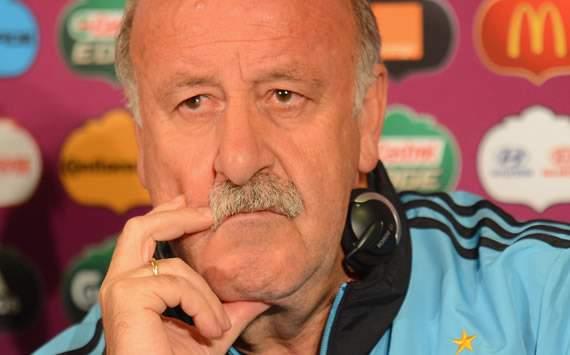 Висенте дель Боске: «Если Каталония и Испания помирятся, буду счастлив, словно выиграл чемпионат мира»