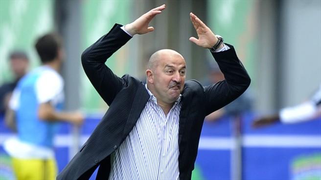 Черчесов — основной претендент на должность главного тренера «Рубина»