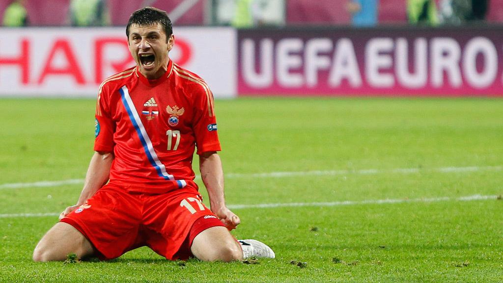 Сборная Евро-2013, эквивалентная трансферной стоимости Алана Дзагоева