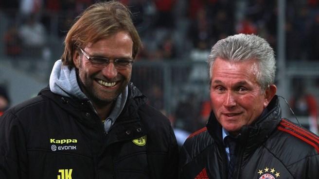 Хайнкес, Клопп и Фергюсон номинированы на звание лучшего тренера года по версии ФИФА