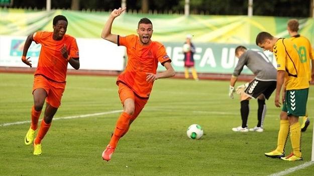 Чемпионат Европы (U-19). Голландия — Португалия — 1:4. Хроника голландского разгрома
