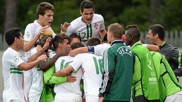 Топ-5 героев 2-го тура юношеского чемпионата Европы