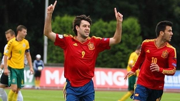 Чемпионат Европы (U-19). Голландия — Испания — 2:3. Хроника событий