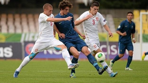 Чемпионат Европы (U-19). Финал. Франция — Сербия. Прогноз. «Франция Франсиса и «орлы» Друловича»