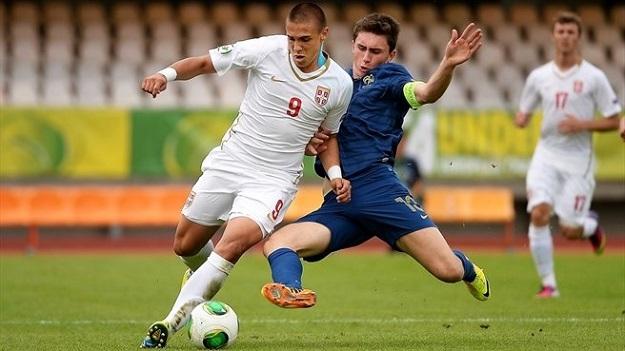 Чемпионат Европы (U-19). Финал. Франция — Сербия — 0:1. Хроника сербского триумфа
