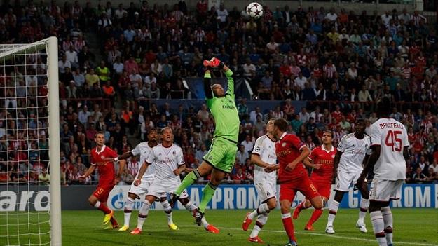 Лига чемпионов. «Милан» — ПСВ — 3:0. Хроника событий