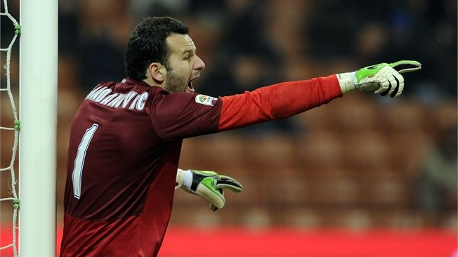 Handanovic praises Inter performance